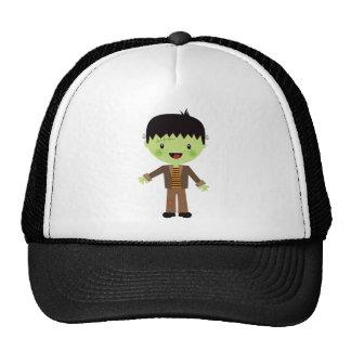 Traje lindo de Frankenstein Halloween Gorra