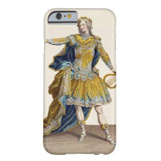 "Traje para Apolo en la ópera ""Phaethon"", engrav Funda De iPhone 6 Barely There"