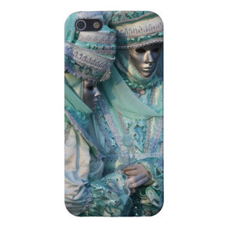 Trajes de los pares del vestido de lujo iPhone 5 fundas