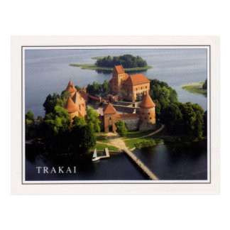 Trakai - postal