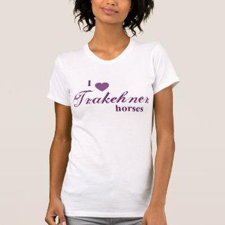 Trakehner horses T-Shirt