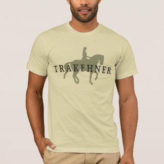 TRAKEHNER with Dressage Horse & Rider T-Shirt