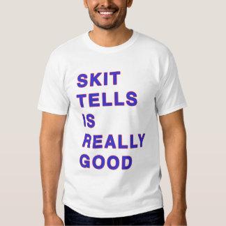 Trale Lewous Skit Tells Tee Shirt