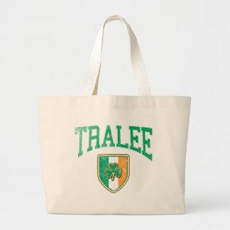 TRALEE Ireland Large Tote Bag