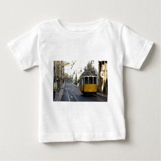 Tram 28, Lisbon, Portugal Baby T-Shirt