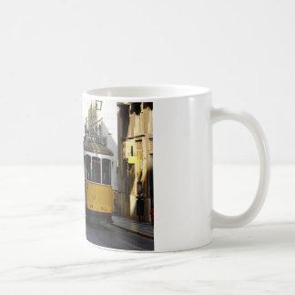 Tram 28, Lisbon, Portugal Coffee Mug
