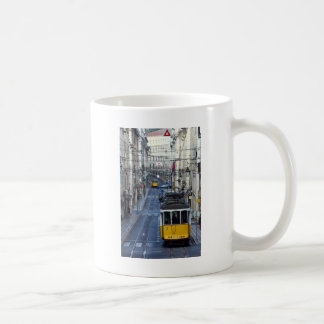 Tram 28, Lisbon, Portugal Coffee Mug