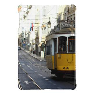 Tram 28, Lisbon, Portugal iPad Mini Covers