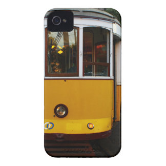 Tram 28, Lisbon, Portugal iPhone 4 Case-Mate Case