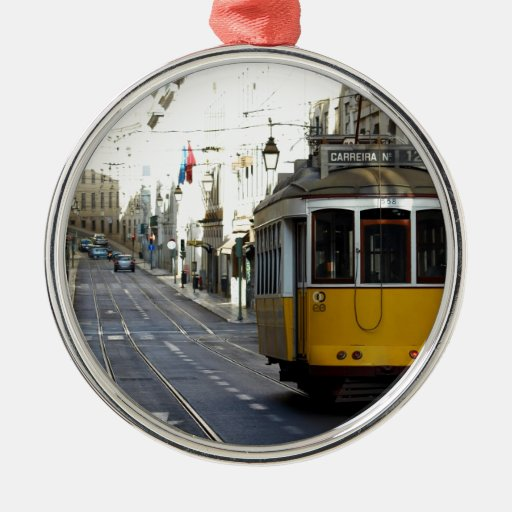 Tram 28, Lisbon, Portugal Ornamentos