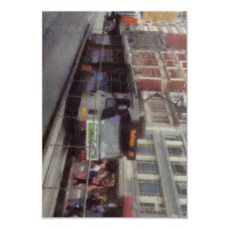Tram in Melbourne Card