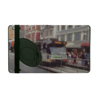 Tram in Melbourne iPad Case