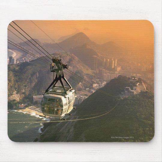 Tram in Rio de Janeiro, Brazil Mouse Pad