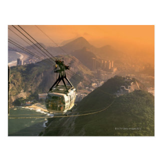 Tram in Rio de Janeiro, Brazil Postcards