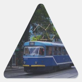 Tram In The Ukraine Stickers