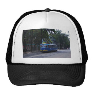 Tram In The Ukraine Trucker Hat