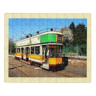 Tram Jigsaw Puzzle