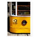 Tram, Lisbon, Portugal Cartões Postais