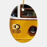 Tram, Lisbon, Portugal Ornamento Para Arvore De Natal