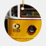 Tram, Lisbon, Portugal Enfeite Para Arvore De Natal