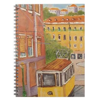 Tram Notebook