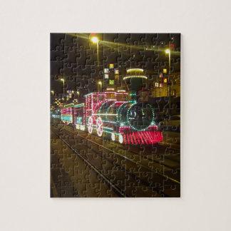 Tram Train Puzzle