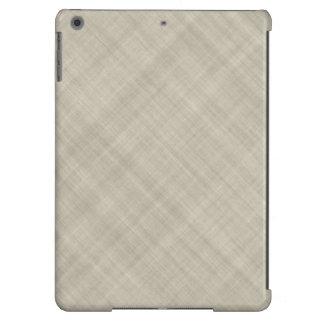 Trama cruzada TPD Funda Para iPad Air