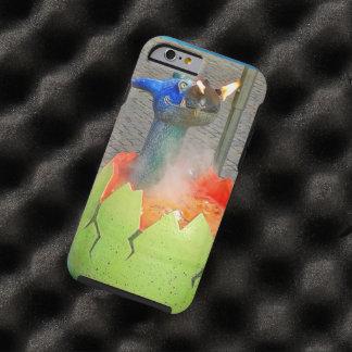 Trama del dragón funda de iPhone 6 tough