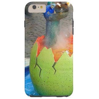 Trama del dragón funda de iPhone 6 plus tough