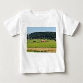 Tramcar with Sarnau Baby T-Shirt