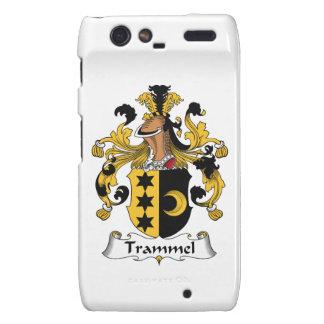 Trammel Family Crest Motorola Droid RAZR Covers