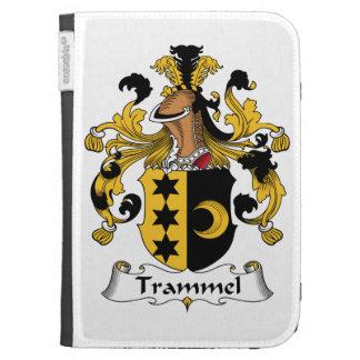 Trammel Family Crest Kindle Folio Case