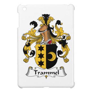 Trammel Family Crest iPad Mini Case