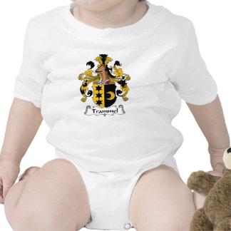 Trammel Family Crest Bodysuit