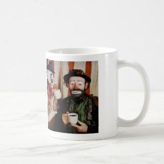 Tramp Hobo - Clown Drinking Coffee Mug