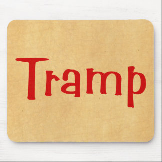 Tramp Mouse Pad