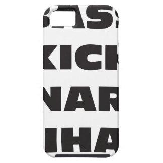Trampa baja HiHat del retroceso iPhone 5 Carcasa
