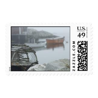 Trampa de la langosta sello