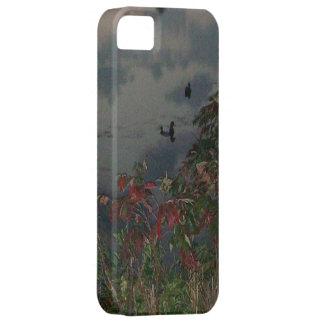 Trampas del pato silvestre funda para iPhone SE/5/5s