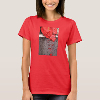 Trampled Flower T-Shirt