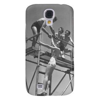 Trampolín Funda Para Galaxy S4