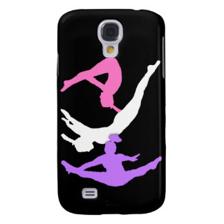 Trampoline gymnast galaxy s4 case