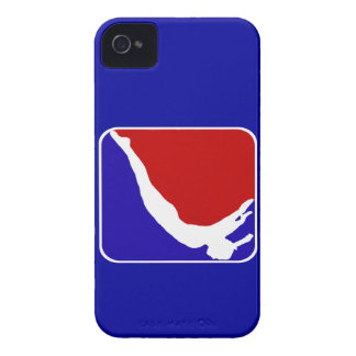Trampoline gymnast iPhone 4 Case-Mate case