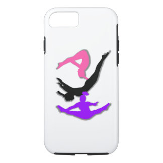 Trampoline gymnast iPhone 7 case
