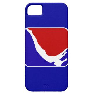 Trampoline gymnast iPhone SE/5/5s case