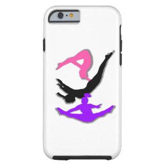 Trampoline gymnast tough iPhone 6 case