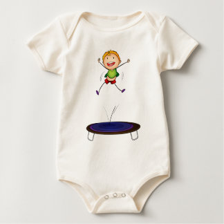 trampoline kid bodysuit