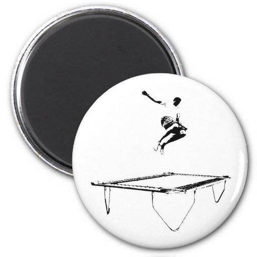 Trampoline Magnet