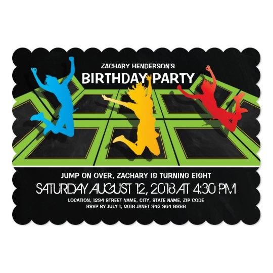 birthday party invitation cards for kids