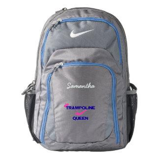 Trampoline Queen Nike Backpack